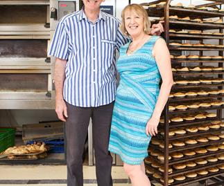 Christchurch bakery couple