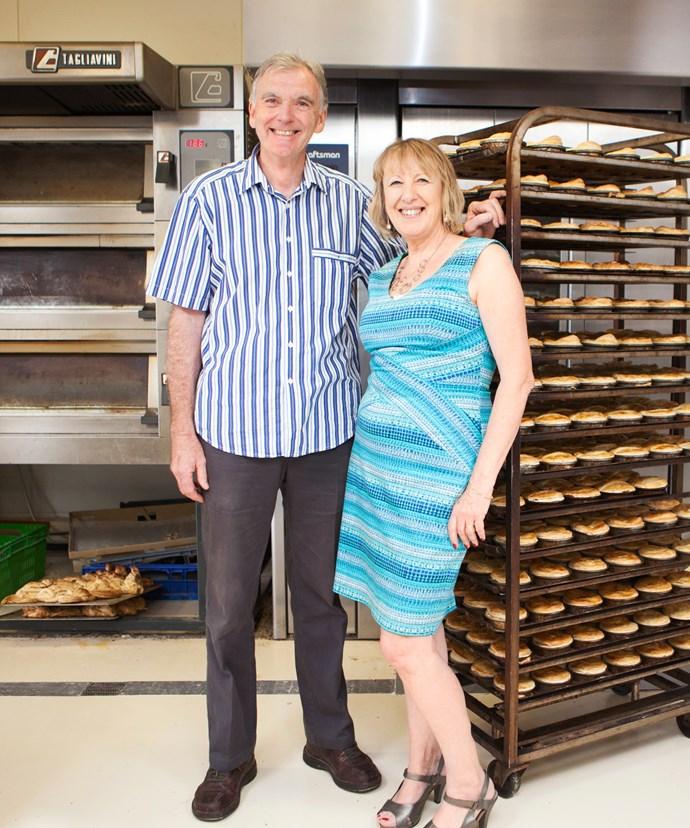 Christchurch bakery couple