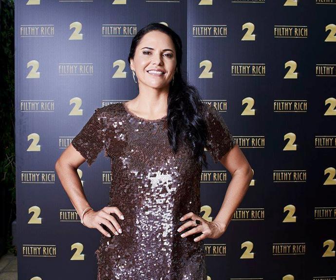 Filthy Rich star Miriama Smith