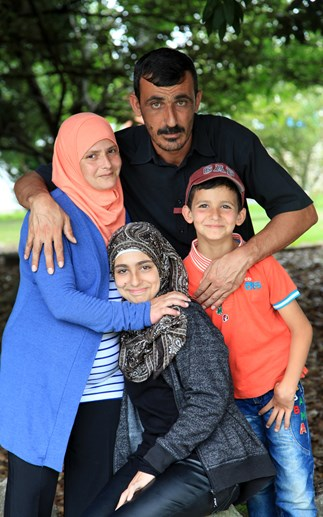 Syrian refugee crisis: 'I didn't feel like a human being until I came to New Zealand'