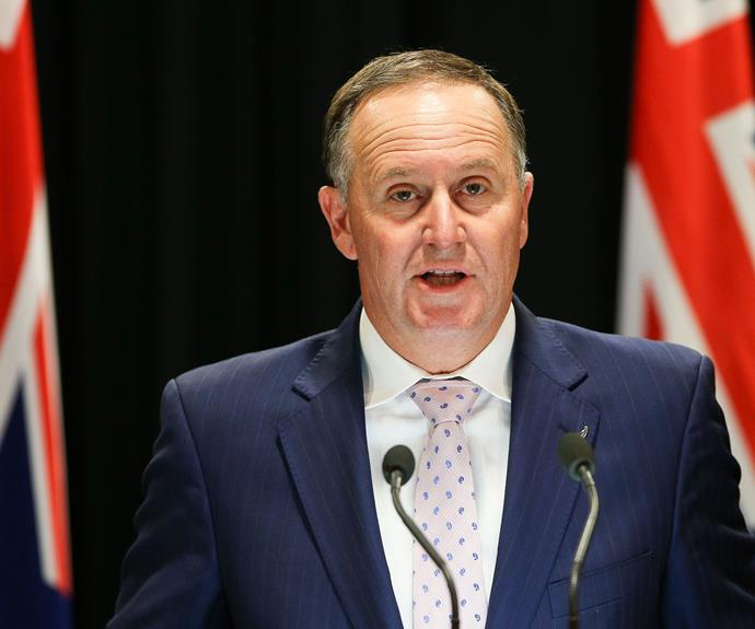 John Key opens up about cyber-bulling fears for son