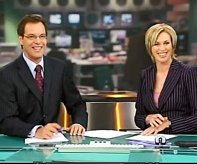 After Judy Bailey left TVNZ, the 6pm news returned to a two-presenter format. In their pinstripe suits, Simon and Wendy made their debut on TV One in 2006.