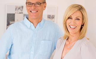 Simon and Wendy: 'Our 6pm secrets'