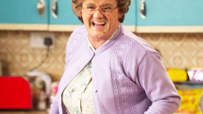 Brendan O'Carroll: 'I have no idea why people love Mrs Brown's Boys'
