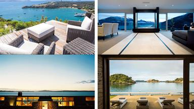 The 11 most luxurious Kiwi 'baches' on Air BnB