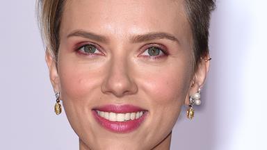 Scarlett Johansson filming in Wellington this week