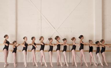 The Anything But The Gym Girls try...Xtend Barre class
