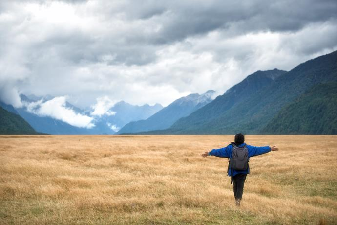 Here in New Zealand we have some of the world's best hikes