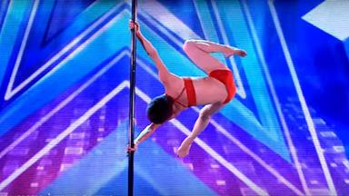 This 70-year-old pole dancer will blow your mind