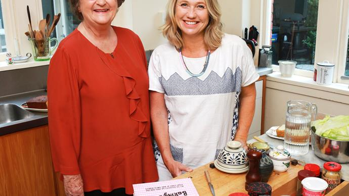 Nici Wickes: An afternoon with my hero