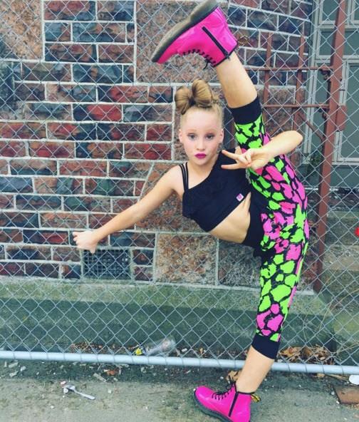 Molly Brown dances through Christchurch