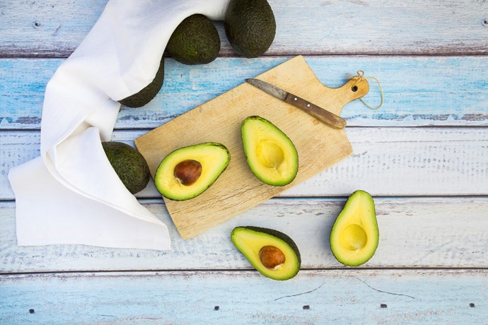 Is this the secret to keeping a cut avocado green?