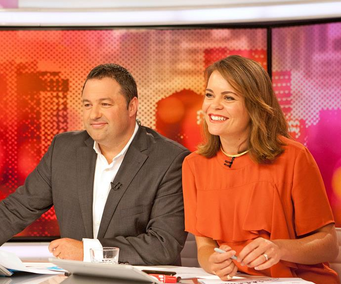 Heather and Duncan have fronted the nightly current affairs show since it began late 2015.