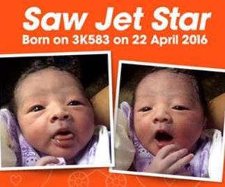 Baby Jet Star