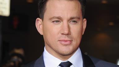 Channing Tatum making movie of this dad's heartbreaking story
