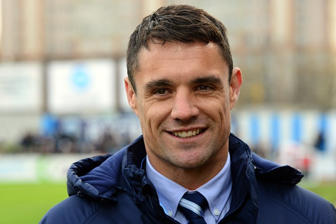 Dan Carter reveals what he misses about home