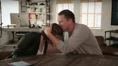 Watch: Girl with autism interviews her ultimate crush Channing Tatum