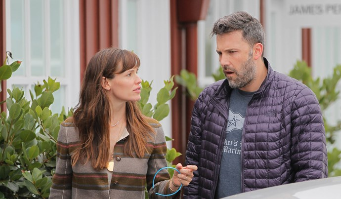 Jennifer Garner and Ben Affleck went through a very public separation.