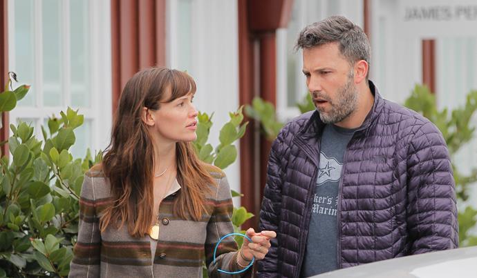 Jennifer Garner and Ben Affleck went through a very public separation.