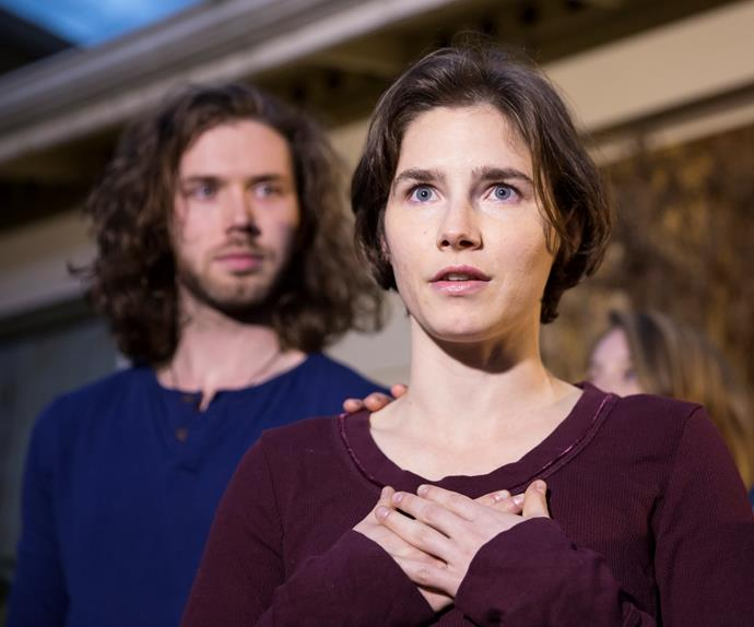 Amanda Knox is suing Italy for human rights abuses