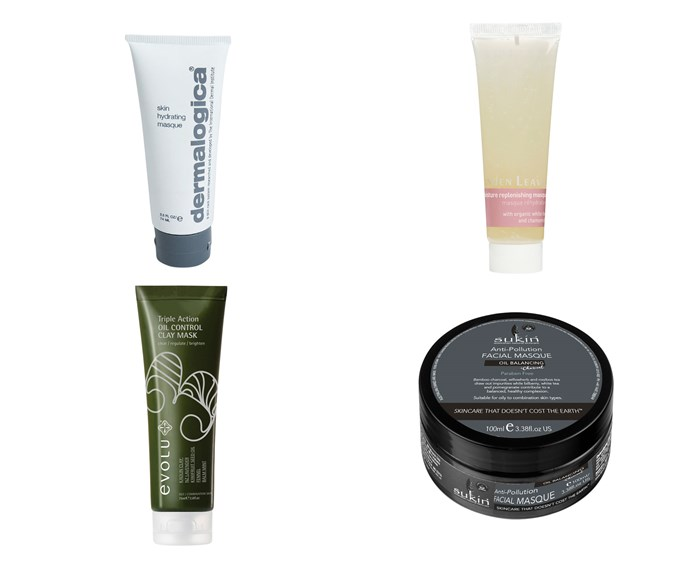 Top picks for hydrating and purifying masks
