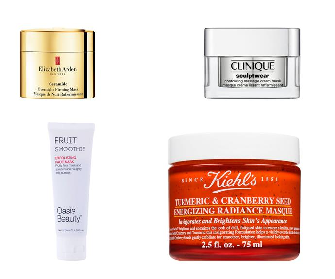 Top picks for firming and brightening masks