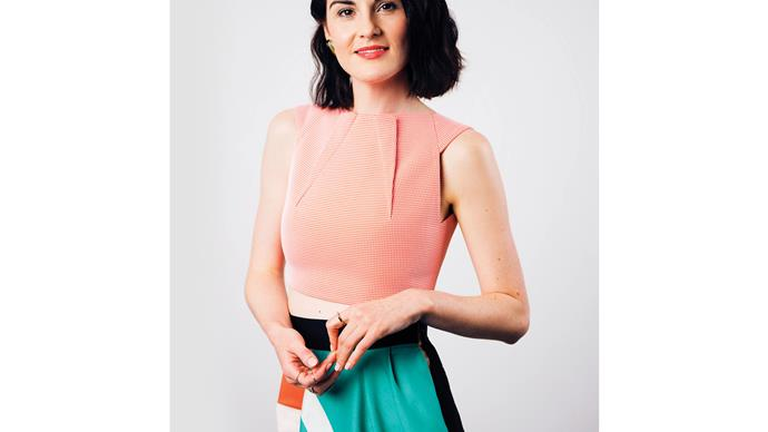 Michelle Dockery, *Downton Abbey* star