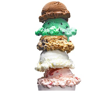 Why ice cream is good for your brain