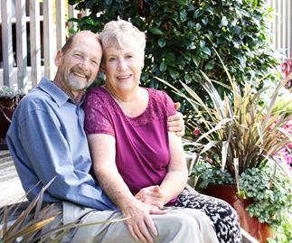 Ann and Denis Wilson West Auckland dementia