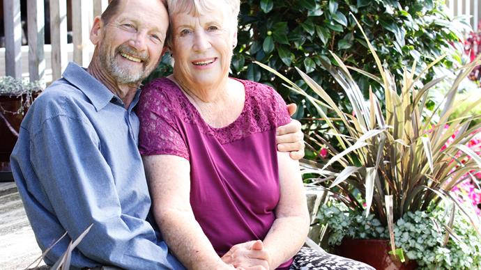 Ann and Denis Wilson West Auckland dementia