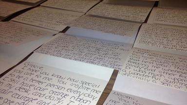 Teacher writes to every student after one attempts suicide