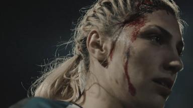 Newly released period ad shows actual blood