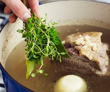 How to: Make bone broth