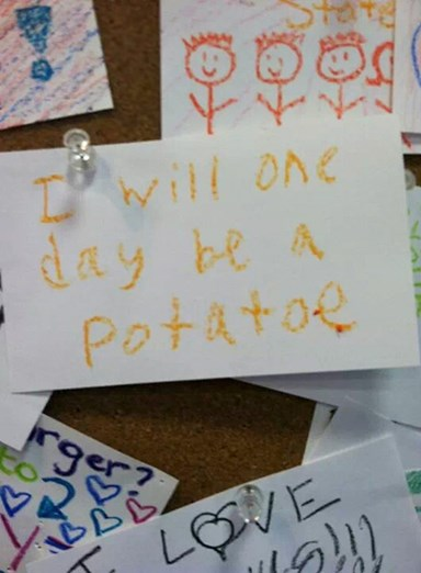 Kids reveal their ambitions with hilarious results