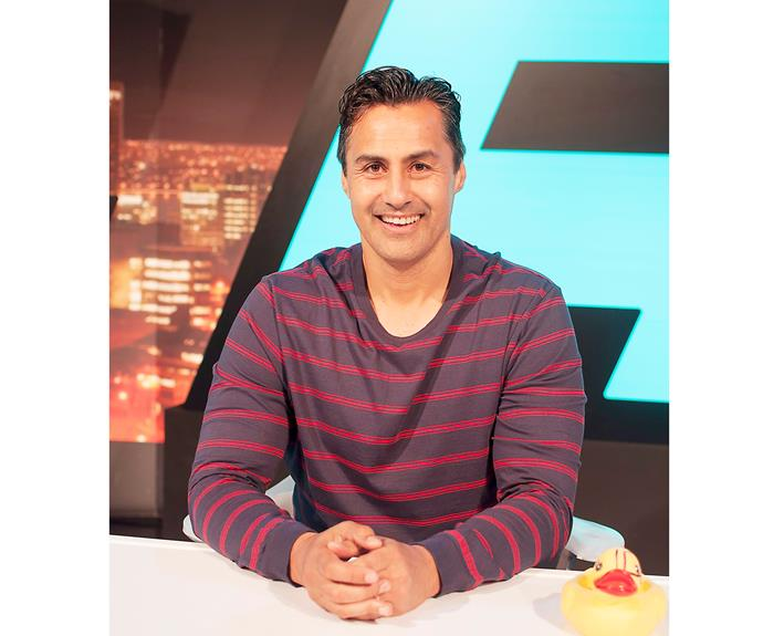 The popular TV presenter can now be seen on Play, Maori Television, Mondays at 8.30pm.