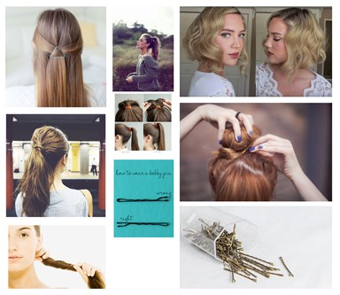 10 of the best ever bobby pin hacks