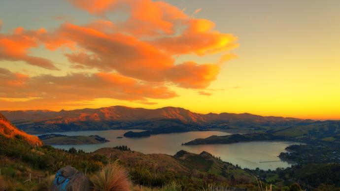 Christchurch scenic view