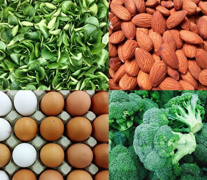 Superfoods instead of avocado