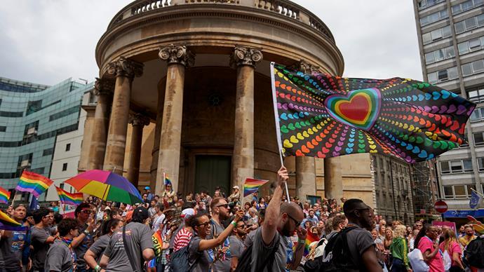London Gay Pride Parade