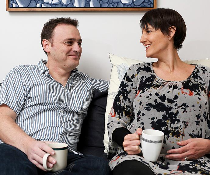 Matt Vickers and wife Lucretia Seales, before her death last year.