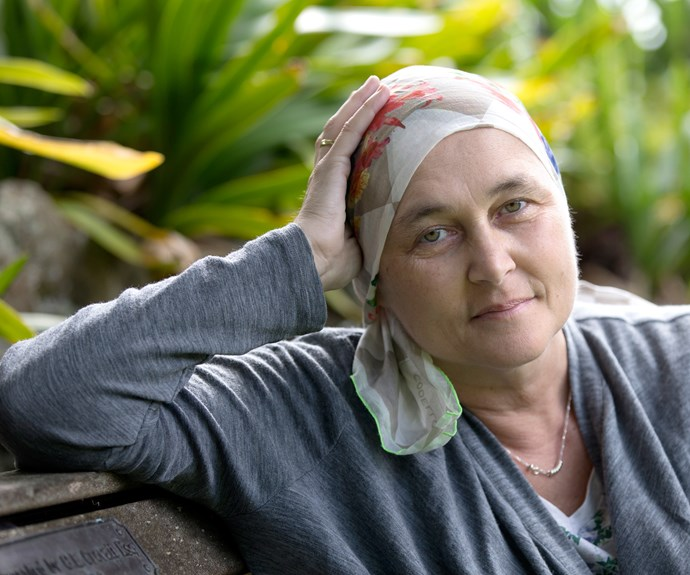 Assisted dying campaigner Helen Kelly.
