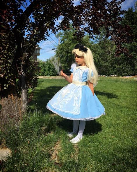 Alice in Wonderland. Via [Instagram](https://www.instagram.com/designerdaddy_/)