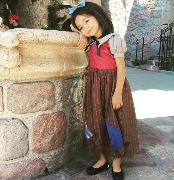 Snow White. Via [Instagram](https://www.instagram.com/designerdaddy_/)