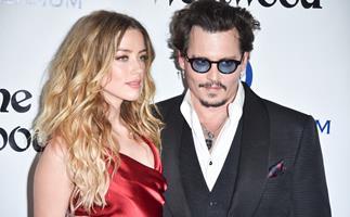 Johnny Depp and Amber Heard divorce