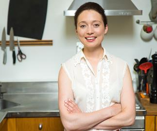 In the kitchen with Antonia Prebble