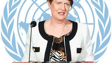 Why the UN needs Helen Clark