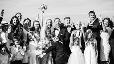 Ronan Keating shares wedding footage in new video