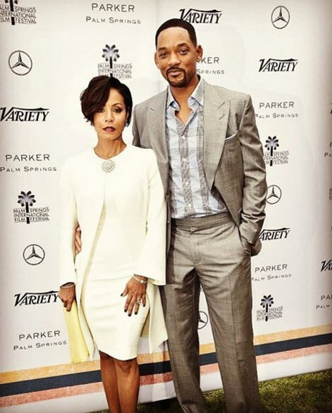"**Jada Pinkett Smith & Will Smith (19 years)** Will and Jada met in 1995 when she auditioned for the part of Will's girlfriend on *The Fresh Prince of Bel Air.* She didn't get the part but they soon became friends and romance blossomed. Jada famously said: ""We went out for dinner one night with mutual friends and I saw that he had grown from this lanky kid to this really responsible man. We started courting each other and our friendship turned into romance."""