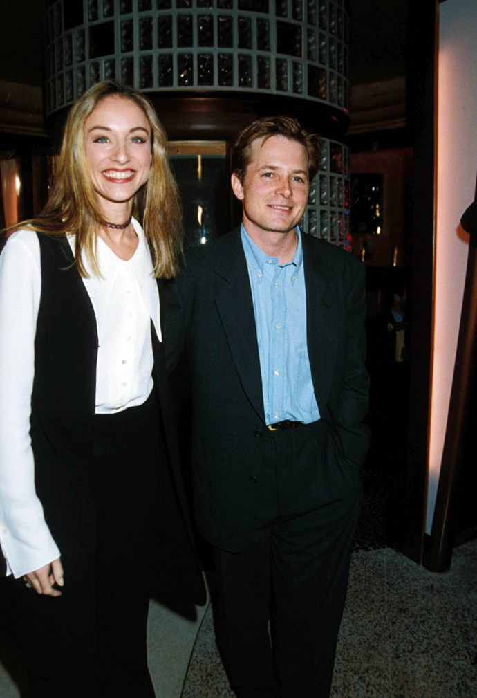 **Michael J Fox & Tracy Pollan (28 years)** *Back to the Future* star Michael has been married to wife Tracy since 1988, and the journey has hardly been smooth. Just four years are their nuptials, Michael was diagnosed with early onset Parkinson's disease. They've stayed together through it all, and have four children.