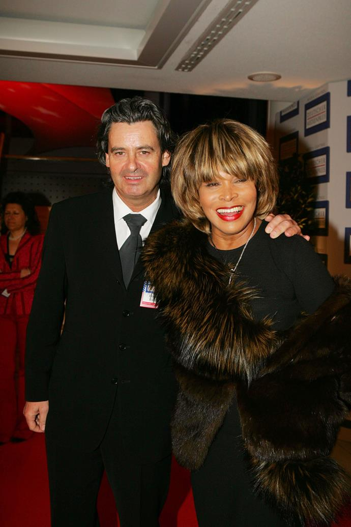 **Tina Turner and Erwin Bach (30 years)** Despite two previous failed marriages, Tina's union with German music exec Erwin has lasted three decades. They only chose to marry after 27 years together, on the banks of Lake Zurich in Switzerland.